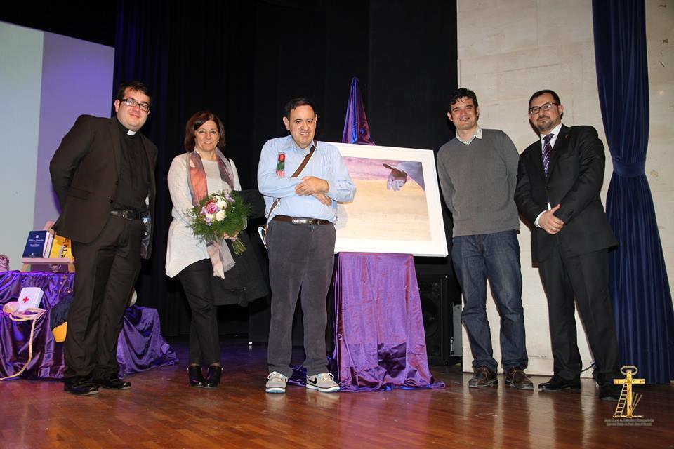 Presentación Cartel semana Santa 2016 San Rafael